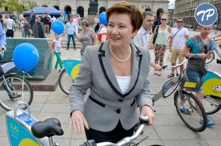 Warszawa. Veturilo świętuje 6. urodziny!