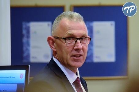 Prezydent Mirosław Lenk z absolutorium.