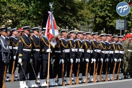 Prezydent: Infrastruktura Marynarki Wojennej wymaga odbudowy.