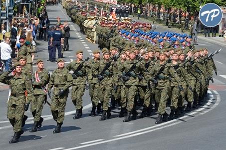 Wielka Defilada Niepodległości.
