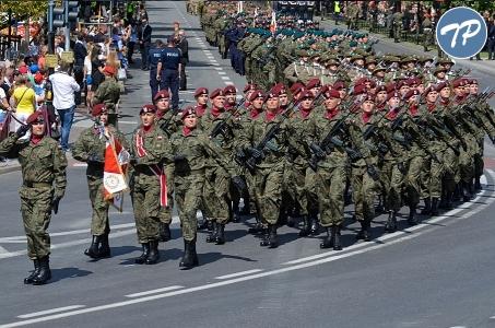 Święto Żandarmerii Wojskowej z udziałem Prezydenta RP.