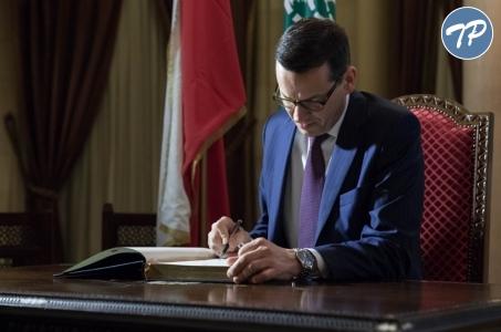 Premier Mateusz Morawiecki o korzyściach programu Dobry Start.