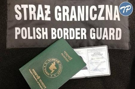 Posłużyli się przerobionymi i cudzymi dokumentami aby przylecieć do Polski.