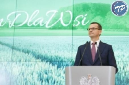 Nasz Plan dla wsi chcemy oprzeć na trzech filarach: ochrona, wsparcie i rozwój .