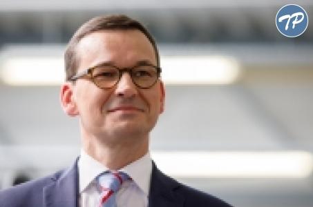 Spotkanie premiera Mateusza Morawieckiego z przedsiębiorcami i mieszkańcami Poznania.