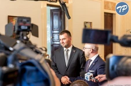 Błażej Spychalski powołany na Sekretarza Stanu w KPRP.